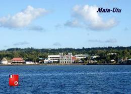 Wallis Island Mata-Utu Waterfront New Postcard - Wallis And Futuna
