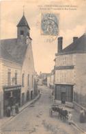 ¤¤  -   CHATILLON-sur-LOIRE    -  Temple Des Protestants Et Rue Franche    -   ¤¤ - Chatillon Sur Loire