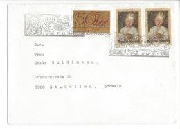 22336 - Christkindl 17.12.1971 Pour St.Gallen + 50 Jahre Republik Österreich - Weihnachten