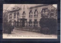 54. Nancy. Hôpital Militaire. Pavillon Des Médecin-chef Et Officier Gestionnaire - Guerra 1914-18