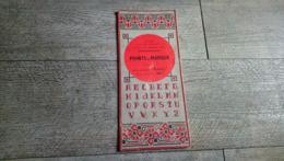 Points De Marque Recko Ouvrage De Dames Mode 1er Volume Broderie Alphabets Frises Point De Croix - Home Decoration
