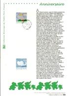 DOCUMENT FDC 2006 ANNIVERSAIRE BABAR - Documenten Van De Post