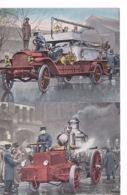 POMPIER(ETATS UNIS) - Sapeurs-Pompiers
