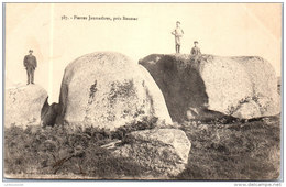 23 BOUSSAC -- La Pierre Jaumathres. - Boussac