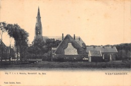 Nederland Friesland   Wervershoff Wevershoof Medemblik    Kerk       L 1182 - Other