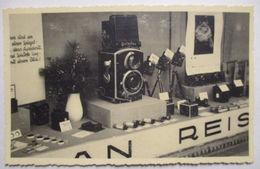 Fotografie, Kamera Rolleiflex Im Schaufenster Ca.50er Jahre (4217) - Fotografie