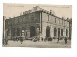 63 - CLERMONT-FERRAND - La Halle Au Blé - CPA - Clermont Ferrand