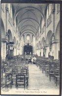 2. WATTRELOS - Interieur De L'eglise Saint-Vincent De Paul - Wattrelos