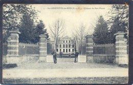 5.- STE-GENEVIÈVE_DES_BOIS - Château Du Parc Pierre - Chatillon Coligny