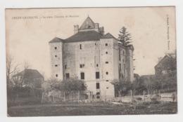 BB584 - CRUZY LE CHATEL - Le Vieux Château De Maulnes - Cruzy Le Chatel