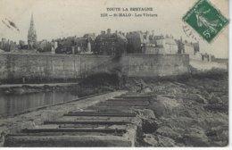 35 ( Ille Et Vilaine ) - ST MALO - Les Viviers - Saint Malo