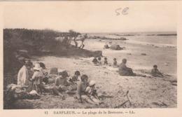 La Plage De La Bretonne - Barfleur