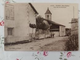 Achey Rue De La Fontaine Haute Saône Franche Comté - France