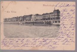 Blankenberge.    Les Villas  1900 + Taxe - Blankenberge