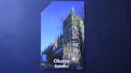 Poland - Telekomunikacja Polska S.A. - 1998 - 50 U - Pol:487 - Olsztyn Katedra - Used - Look Scans - Polen