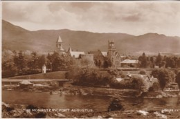 The Monastery, Port Augustus, Scotland - Unused - Inverness-shire