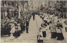 45 Orleans  Les Fetes Du 500 E Anniversaire De Jeanne D'arc 1912 Les Eveques Et Prelats - Orleans