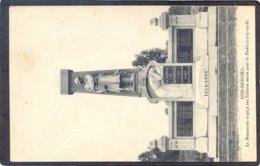 HON-HERGIES - Le Monument érigé à Ses Enfants Morts Pour La Patrie (1914-1918) - Aulnoye