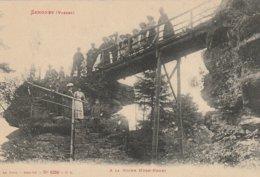 CPA 88 (Vosges)  SENONES /  A LA ROCHE MERE-HENRY / ANIMEE - Senones