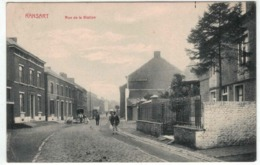 Charleroi - RANSART - Rue De La Station - Animée - Marcovici - Charleroi