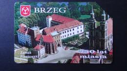 Poland - Telekomunikacja Polska S.A. - 1998 - 50 U - Pol:477 - Brzeg - Used - Look Scans - Polen