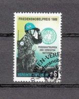 NATIONS  UNIES  VIENNE   1989   N° 91    OBLITERE  CATALOGUE YVERT - Centre International De Vienne