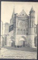 BRIE-COMTE-ROBERT - L'Eglise (Façade) - Brie Comte Robert