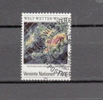 NATIONS  UNIES  VIENNE   1989   N° 93  OBLITERE     CATALOGUE YVERT - Centre International De Vienne