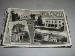 CARTOLINA NUVOLERA - Brescia