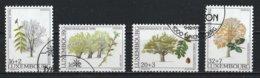 Luxembourg 1996 : Timbres Yvert Et Tellier N° 1354 - 1355 - 1356 Et 1357 Avec Oblit. 1er Jour ( Voir Photo ). - Gebruikt