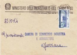 Lettera L. 25 -  Risparmio Postale  - Isolato - 1946-.. République
