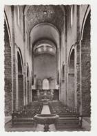 34 St Guilhem Le Désert Vers Gignac N°69 Ancienne Eglise Abbatiale La Nef Du XIème - Gignac
