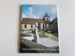 COLOMBEY LES DEUX EGLISES - Dépliants Touristiques