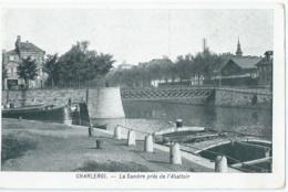 Charleroi - La Sambre Près De L'Abattoir - Charleroi