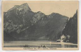 AK 0328  Eisenerz - Leopoldsteiner See / Verlag Zimara & Sohn Um 1912 - Eisenerz