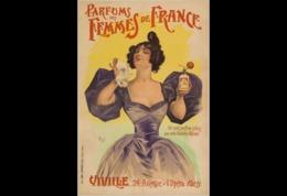 @@@ MAGNET - Viville Parfums Des Femmes De France - Pubblicitari