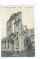 Souvenir De Landelies Ruines Abbaye D'Aulne ( Cliché Lagouge Thuin - RARE ) - Montigny-le-Tilleul
