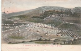 Sant Helena Deadwood Boer POW Camp Sha36 - St. Helena