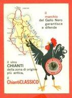 PUBBLICITARIE - VINI -  CHIANTI - GREVE - MARCOFILIA - Advertising