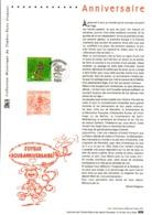 DOCUMENT FDC 2003 ANNIVERSAIRE BD MARSUPILAMI - Documenten Van De Post