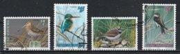 Luxembourg 1993 : Timbres Yvert Et Tellier N° 1280 - 1281 - 1282 Et 1283 Avec Oblitération 1er Jour ( Voir Photo ). - Gebruikt