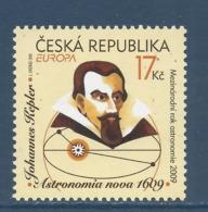 République Tchèque - Europa - Yt N° 535 - Neuf Sans Charnière - 2009 - Repubblica Ceca