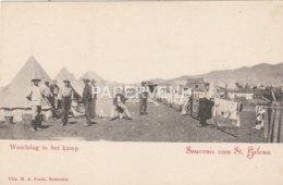 Sant Helena Deadwood Boer POW Camp Wash Day Sha38 - St. Helena