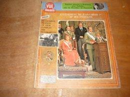 Point De Vue Images Du Monde N°1427 28 Novembre 1975 L'avènement De Juan-Carlos 1-er 20-e Roi D'Espagne - People