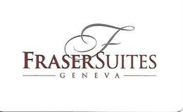Switzerland: Fraser Suites Geneva - Hotelkarten
