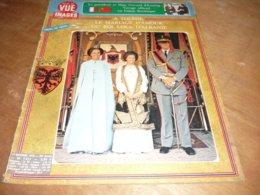 Point De Vue Images Du Monde N°1421  17 Octobre 1975 A Tolède Le Mariage D'amour Du Roi Leka D'Albanie - Gente