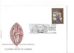 22361 - Christkindl 14.12.1998 25 Jahre Gilde St.Gabriel - Natale