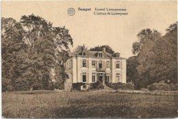 Zemst - Sempst  *  Kasteel Linterpoorten - Chateau De Linterpoort - Zemst