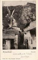 (C).Primolano(VI).Cascata.F.to Piccolo.Viaggiata (c17) - Vicenza