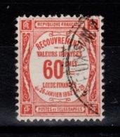 Taxe Duval YV 48 Oblitere Cote 6 Euros - Taxes